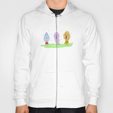 Scribble monsters Hoody