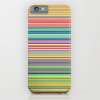STRIPES17 iPhone 6 Slim Case