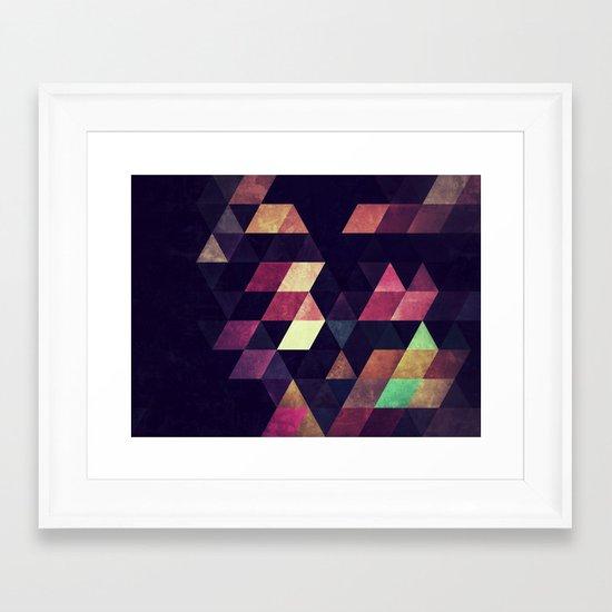 CARNY1A Framed Art Print