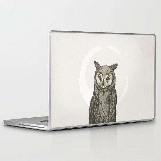 The Watch Keeper Laptop & iPad Skin