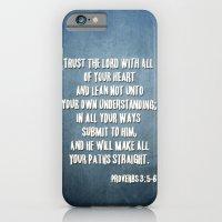 PROVERBS 3:5-6 iPhone 6 Slim Case