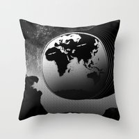 Eclecticism In Its Pures… Throw Pillow