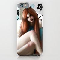 Angela´s Wait iPhone 6 Slim Case