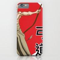 Kyudo - Be The Arrow iPhone 6 Slim Case