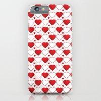 Hearts Galore! iPhone 6 Slim Case