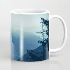 Blue Valmalenco - Alps at sunrise Mug