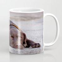 the hound dog Mug
