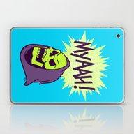 Myaah! Laptop & iPad Skin