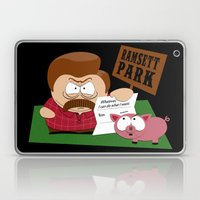 South Parks And Rec Laptop & iPad Skin