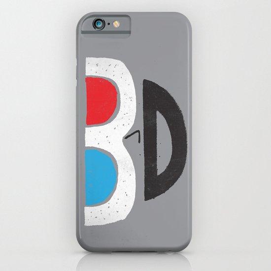 I Like It 3D iPhone & iPod Case