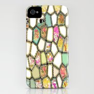 Cells iPhone (4, 4s) Slim Case