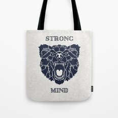 Strong Mind Tote Bag
