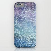 Polar Purples iPhone 6 Slim Case