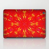 Fire Mandala iPad Case