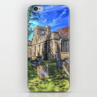 ST Peter And St Paul Chu… iPhone & iPod Skin