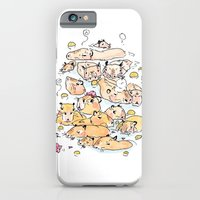 Wild family series - Capybara iPhone 6 Slim Case