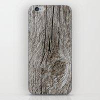 Wood Grain 2, Usona iPhone & iPod Skin