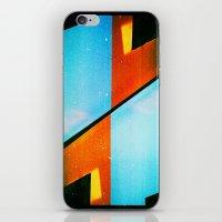 #5 (35mm Multiple Exposu… iPhone & iPod Skin