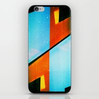 #5 (35mm Multiple Exposu… iPhone & iPod Skin