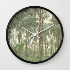 between the lines::uganda Wall Clock