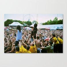 Sykes/Bring Me The Horizon Canvas Print