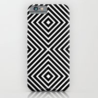 Chevron Diamond ///www.p… iPhone 6 Slim Case