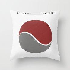 House M.D. - Minimalist Poster 01 Throw Pillow