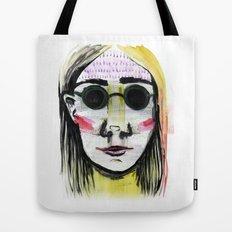 Head Shot #4 Tote Bag