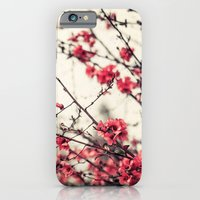 iPhone & iPod Case featuring Printemps Rose by Marc Loret