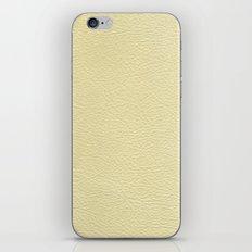 leather iPhone & iPod Skin
