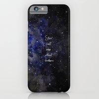 iPhone & iPod Case featuring stars cant shine without darkness by Betul Donmez