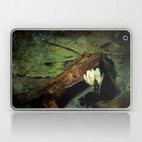 Water Lily Laptop & iPad Skin