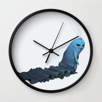 Caped Kimkao Wall Clock