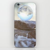 Glass Ball & Frost iPhone & iPod Skin
