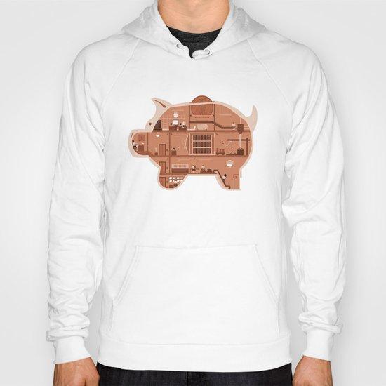 Piggy Bank Hoody