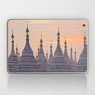 Sandamani Pagoda, Mandal… Laptop & iPad Skin