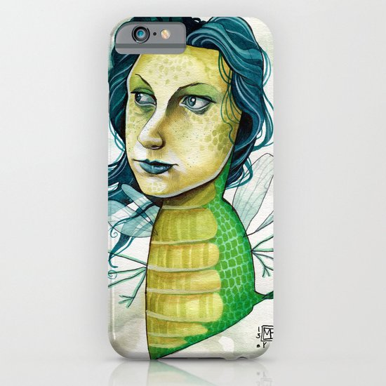 LOVELY CREATURE iPhone & iPod Case