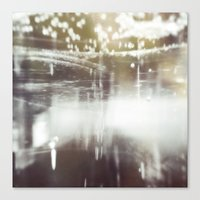 Canvas Print featuring Effervesence by Piccolo Takes All