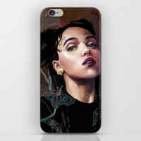 FKA Twigs iPhone & iPod Skin