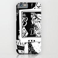Hallo Mädchen iPhone 6 Slim Case