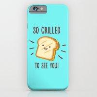Cheesy Greetings! iPhone 6 Slim Case