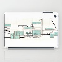 Octopus Architecture iPad Case