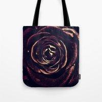 Beauty In The Dark Tote Bag
