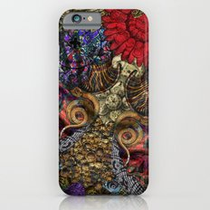 Psychedelic Botanical 11 Slim Case iPhone 6s