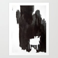 Chair.1 Art Print