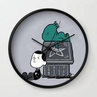 Call Of Snoophulhu Wall Clock