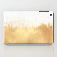 Brushed Gold iPad Case