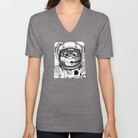 Searching For Human Empa… Unisex V-Neck