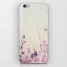 Landscape 1 (red tones) iPhone & iPod Skin
