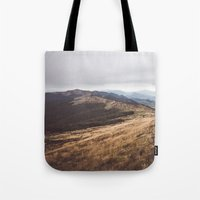 Over the hills and far away Tote Bag